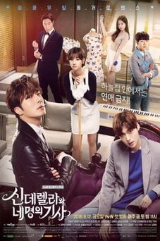 Download Korean drama Cinderella and the Four Knights OST
