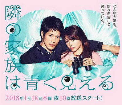Download Japanese drama Family Next Door Looks Blue OST