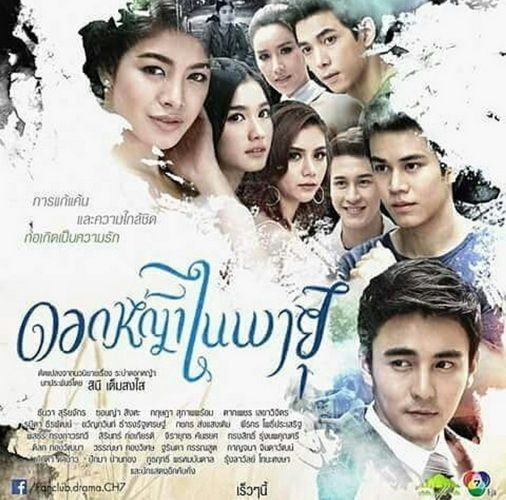 Thailand drama Grass Flower In The Storm OST
