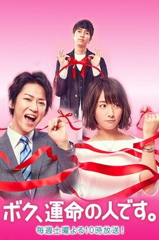 Download Japanese drama I'm Your Destiny OST