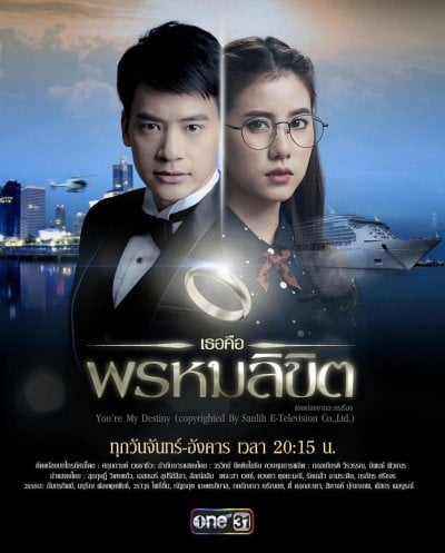 Download Thailand drama You're My Destiny OST